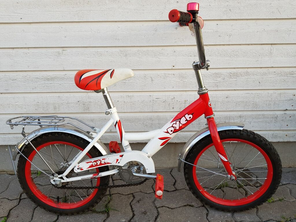 "14"" laste jalgratas"