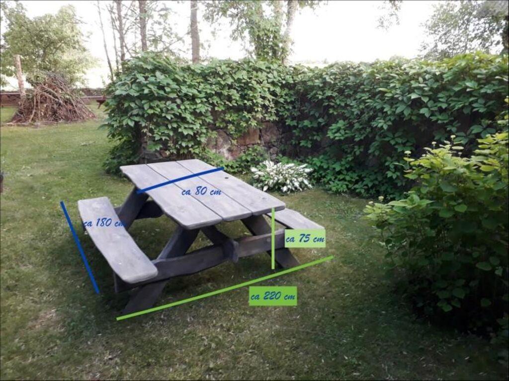Aiamööbel Piknik