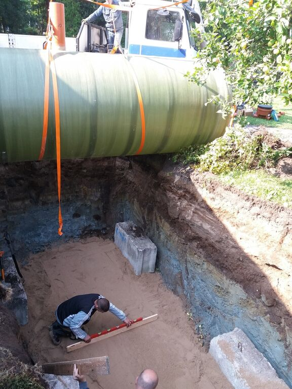 Vee-ja kanalisatsioonitrasside ehitus