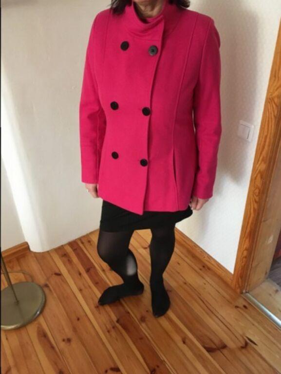 Naiste MONTON poolmantel/jakk XL