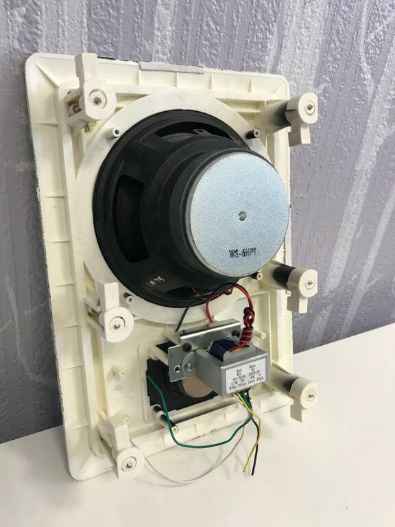 Lae- seinakõlar P Audio ws-6hpt