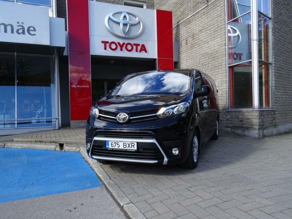 Toyota ProAce VERSO Shuttle Long
