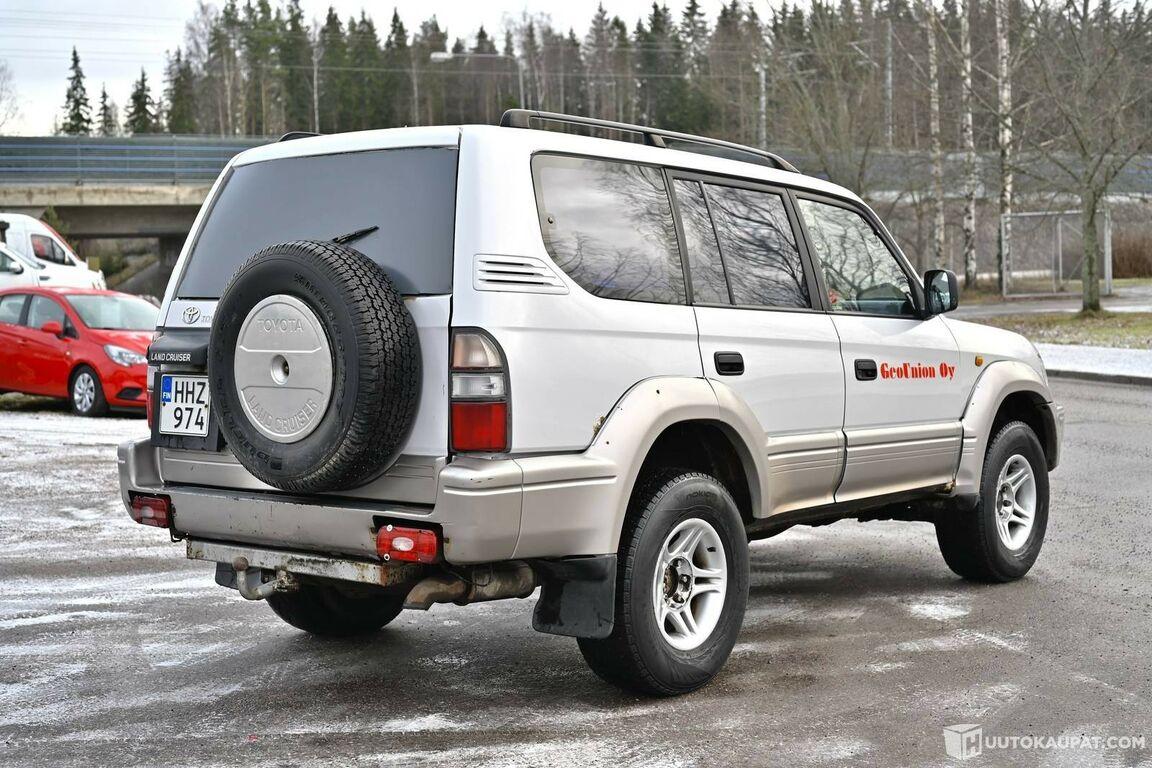 Toyota Land Cruisler 3,0d 92kW 1998a