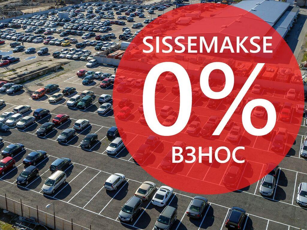 Autod järelmaksuga. Sissemakse al. 0%
