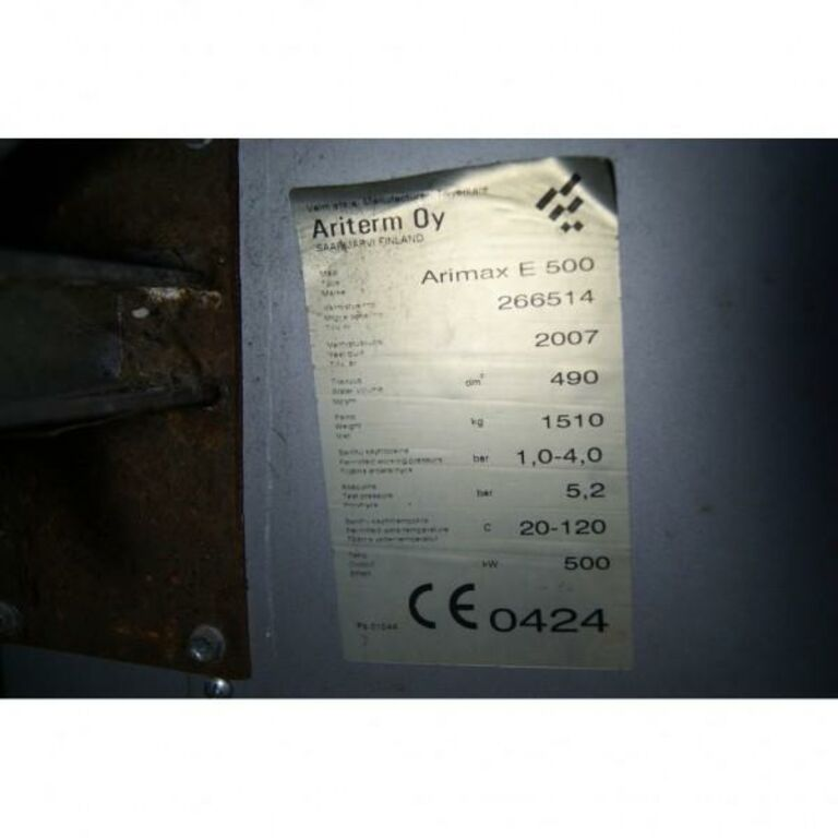 KATEL ARIMAX E 500