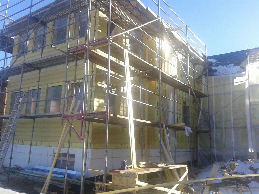 Ehituspuusepa -ja remonditööd