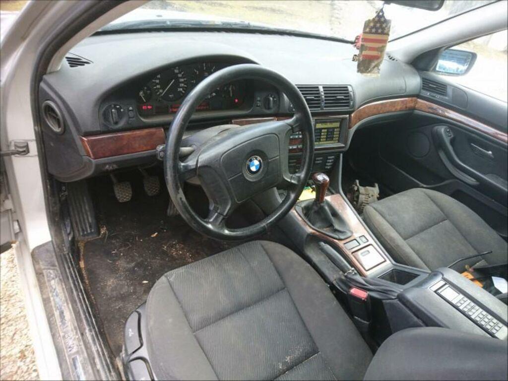 BMW 520 Diisel E39 Touring Varuosadena