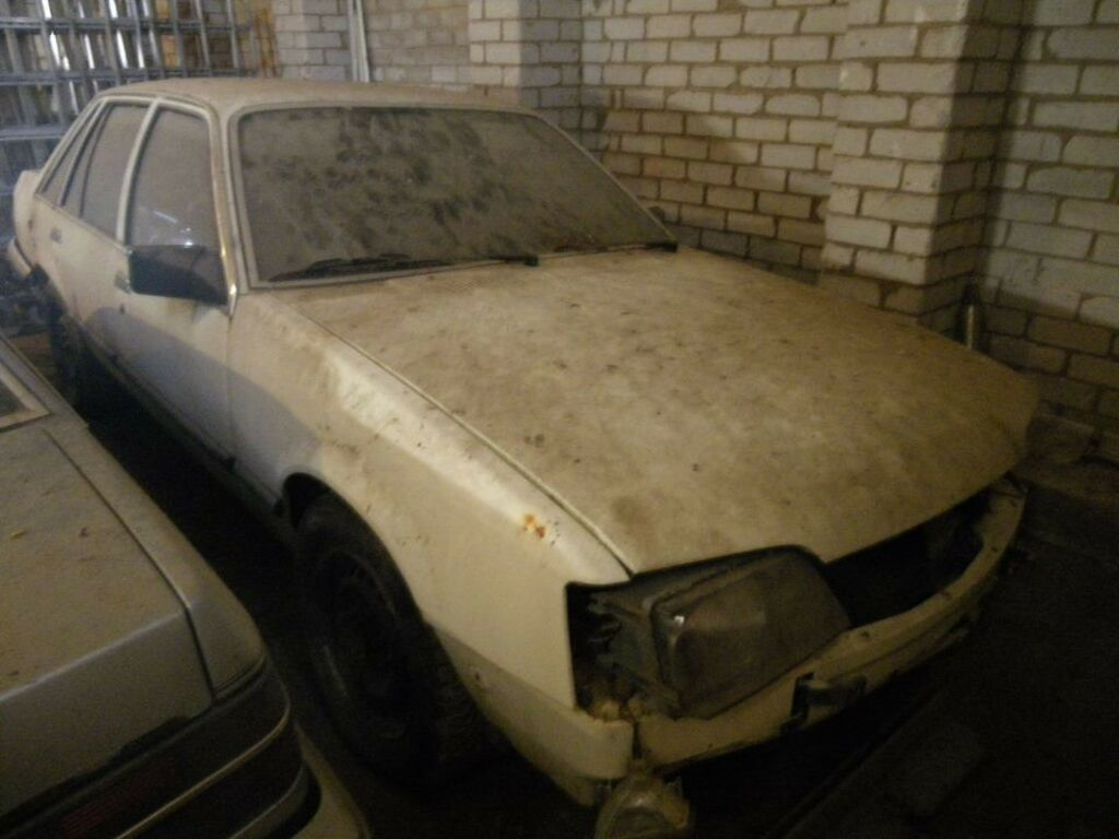 Opel Senator A (1985)