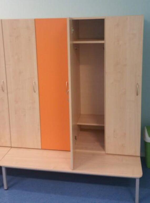 Garderoobikapid lastele