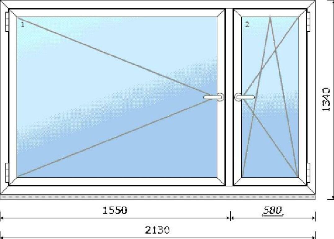 PVC aknad ja uksed