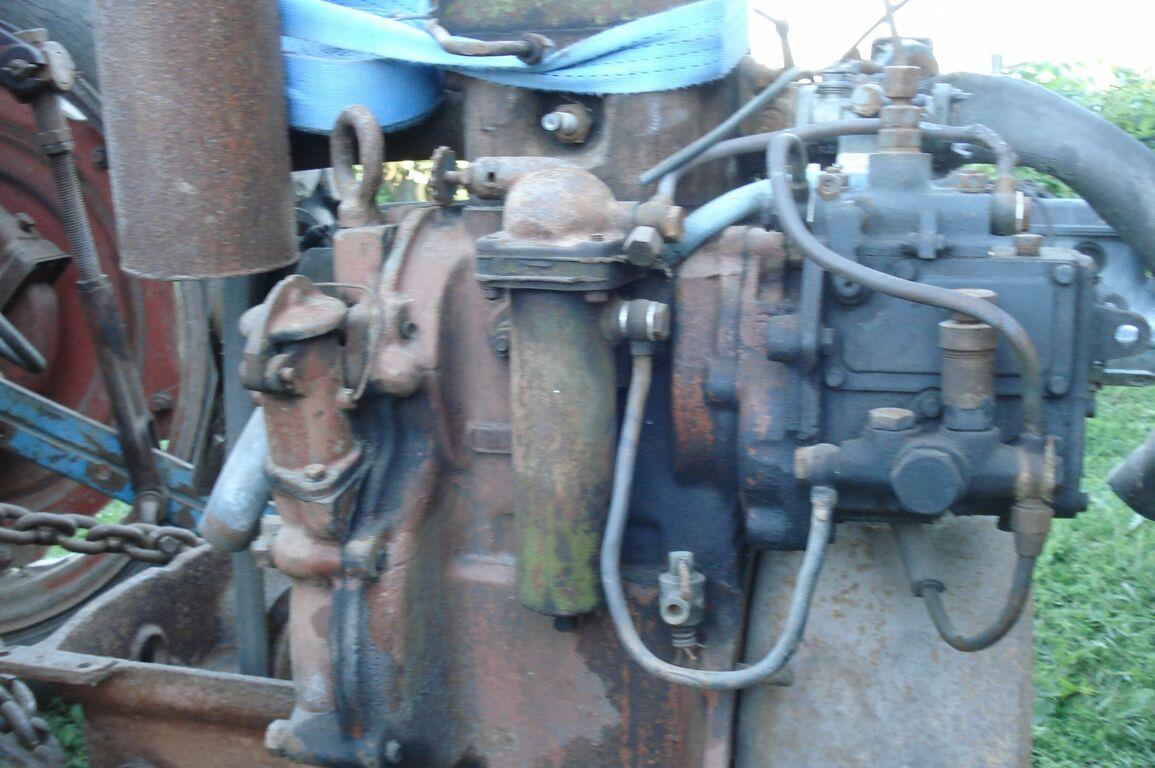 DT 14  traktori mootor komplektne