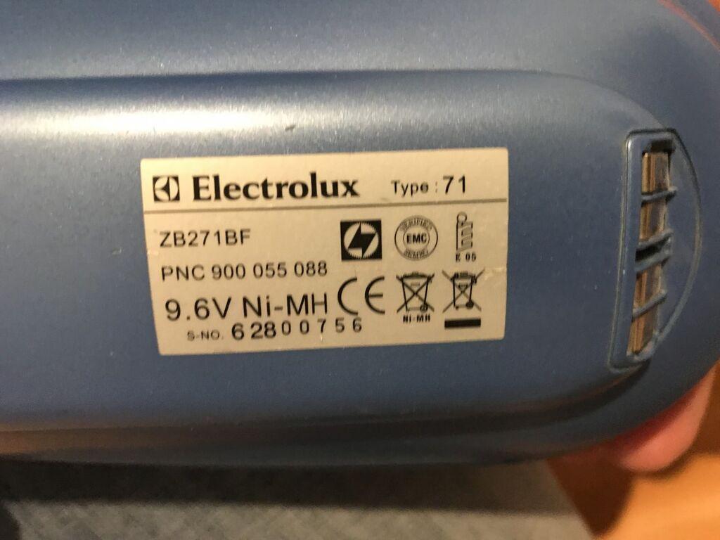 Käsitulmuimeja Electrolux  ZB271BF