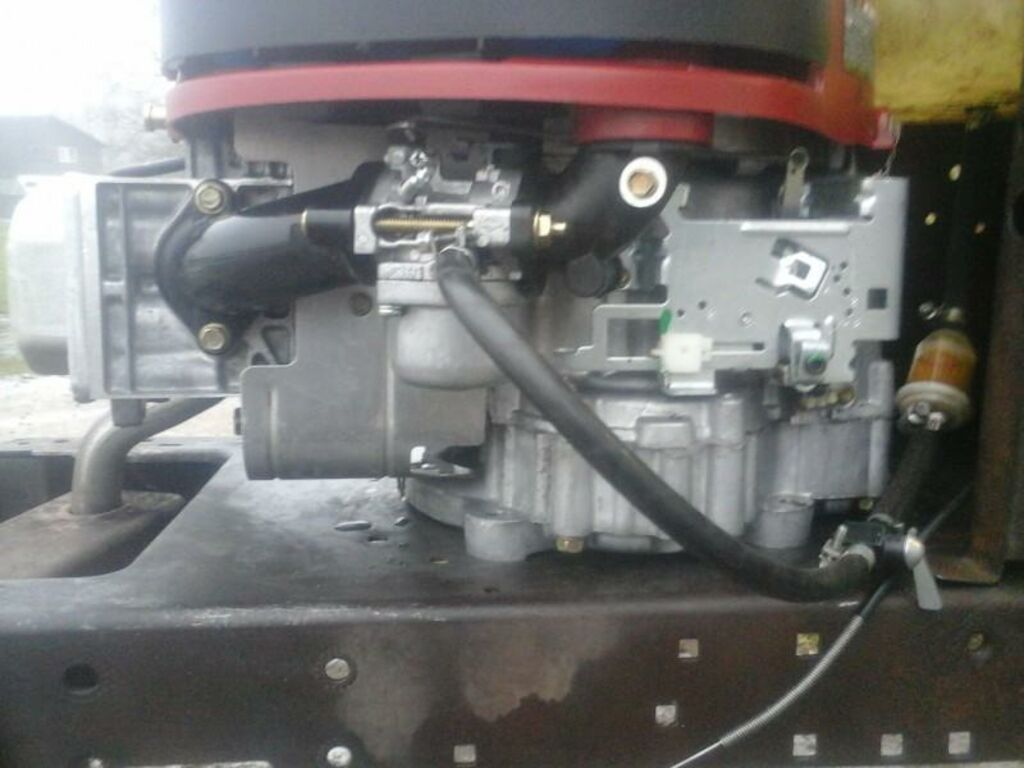 Murutraktori mootor vahetusvariandid