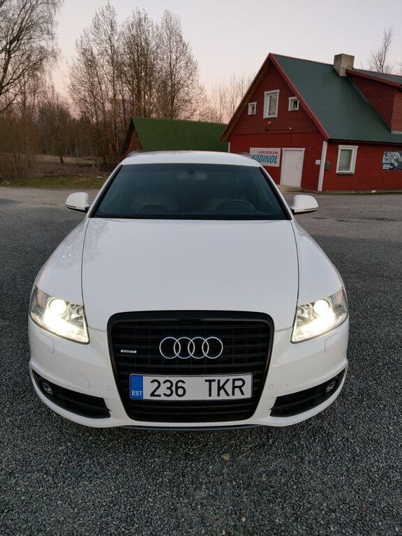 Audi A6 S-line Avant Quattro 3.0