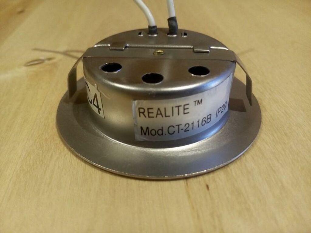 Süvisvalgusti Realite CT-2116 B