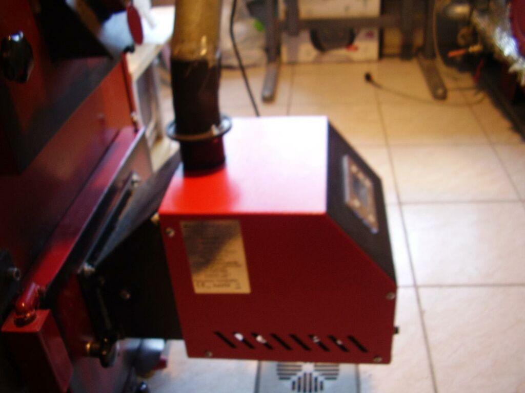 Uued 40 ja 52 kW täisautomaatsed pelletipõletid