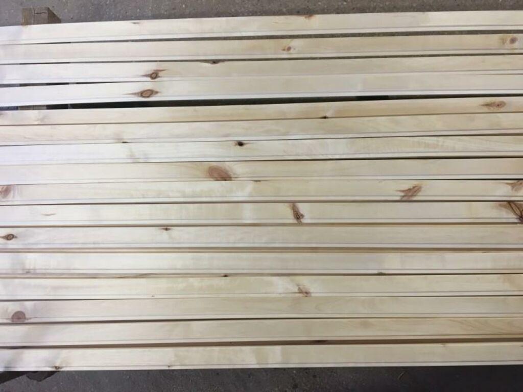 Sauna vooder 15x60