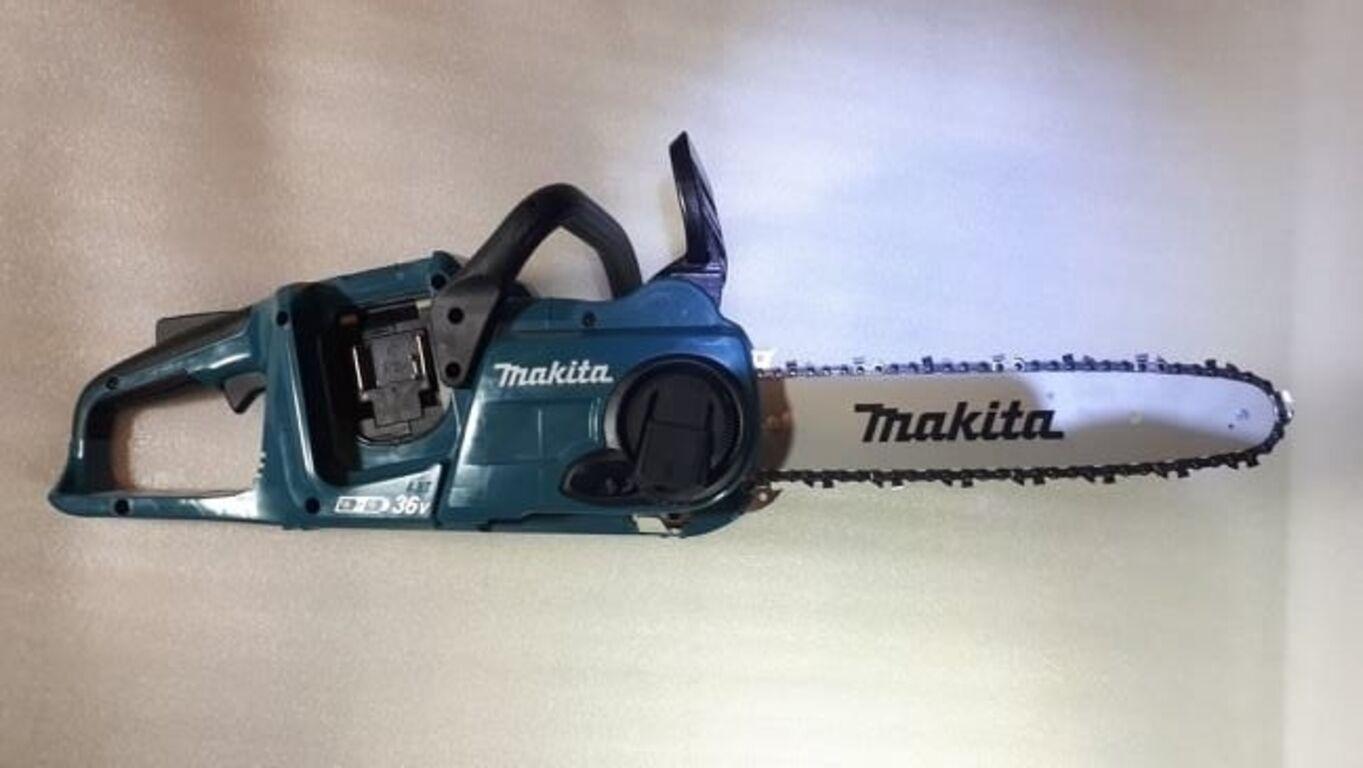Makita DUC303Z 2 x 18 V akukettsaag
