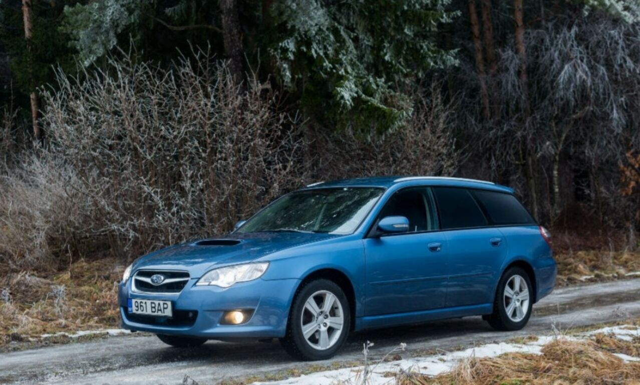 Subaru Legacy 2.0 110kW