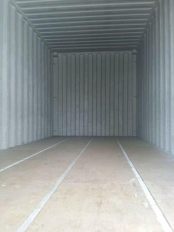 Laoboks / konteiner / garaaz / panipaik / Ladu / L