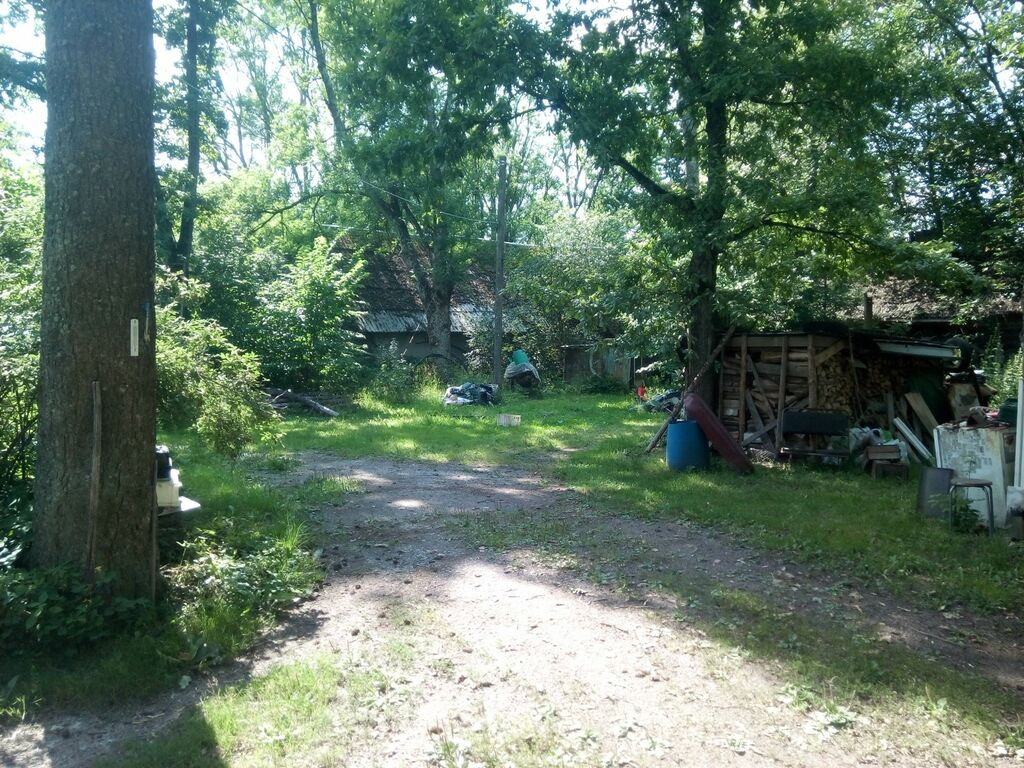 Talukoht koos maaga