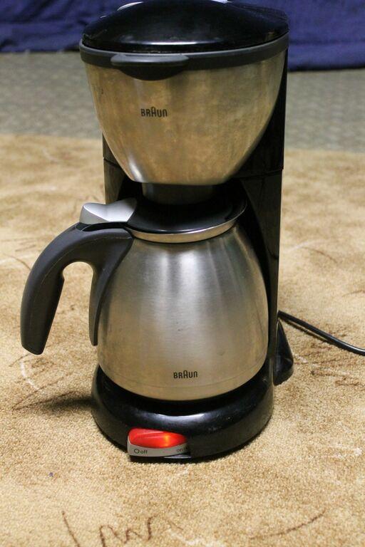 Kohvikeetja Braun