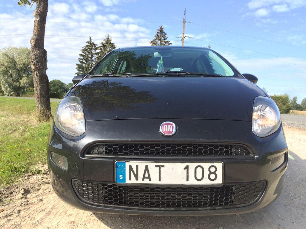 Fiat Punto Multijet Manuaal 1.3 70kW