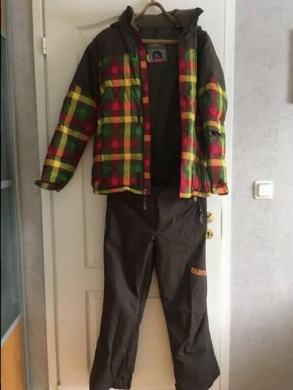 BURTON talvekomplekt poiste XL  158-164cm
