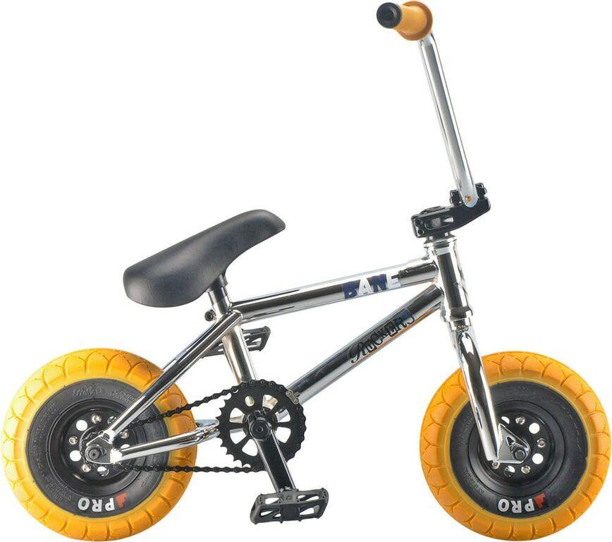 BMX rocker mini mudelid