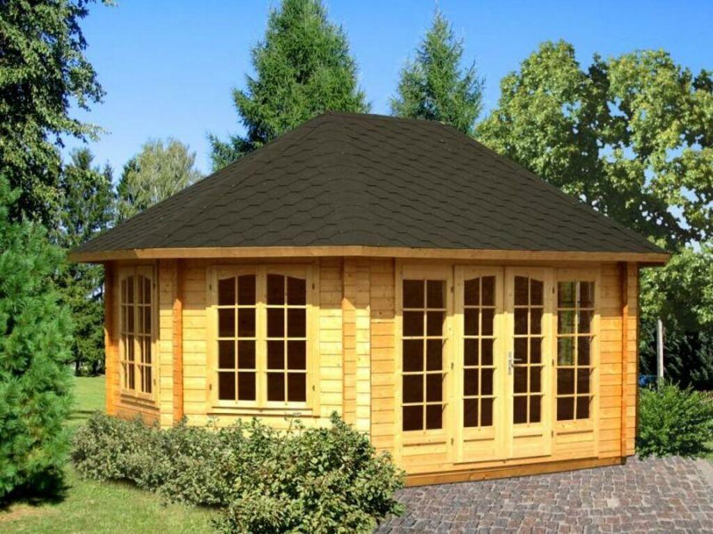 Tugev aiapaviljon Hanna 20,3 m2