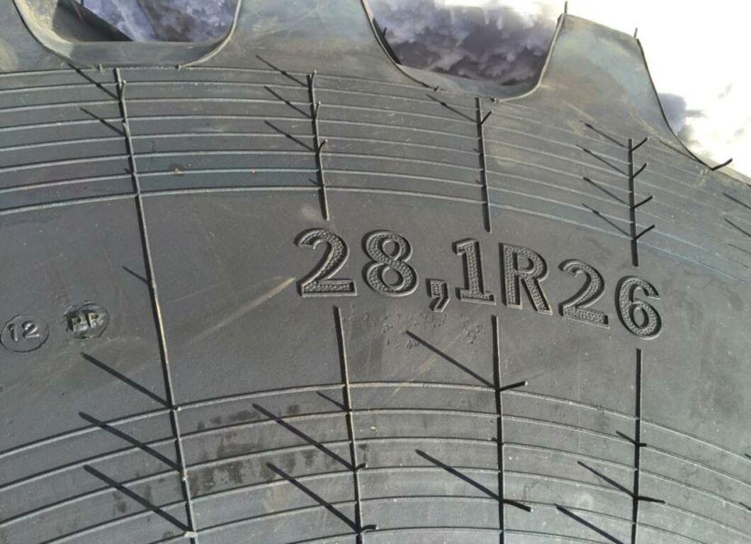 K700;  K701 ja DON veljed, ümber tehtud MTZ-le