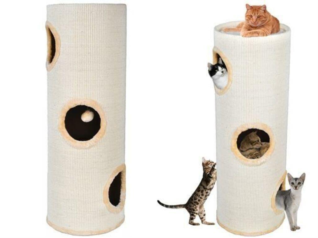 7d69a844a02 Kassimaja kassipesa kassile kratsimispuu 100cm uus; Kassimaja kassipesa  kassile kratsimispuu 100cm uus ...