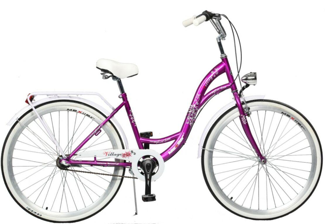 UUS kvaliteetne naiste jalgratas MEXLLER VILLAGE