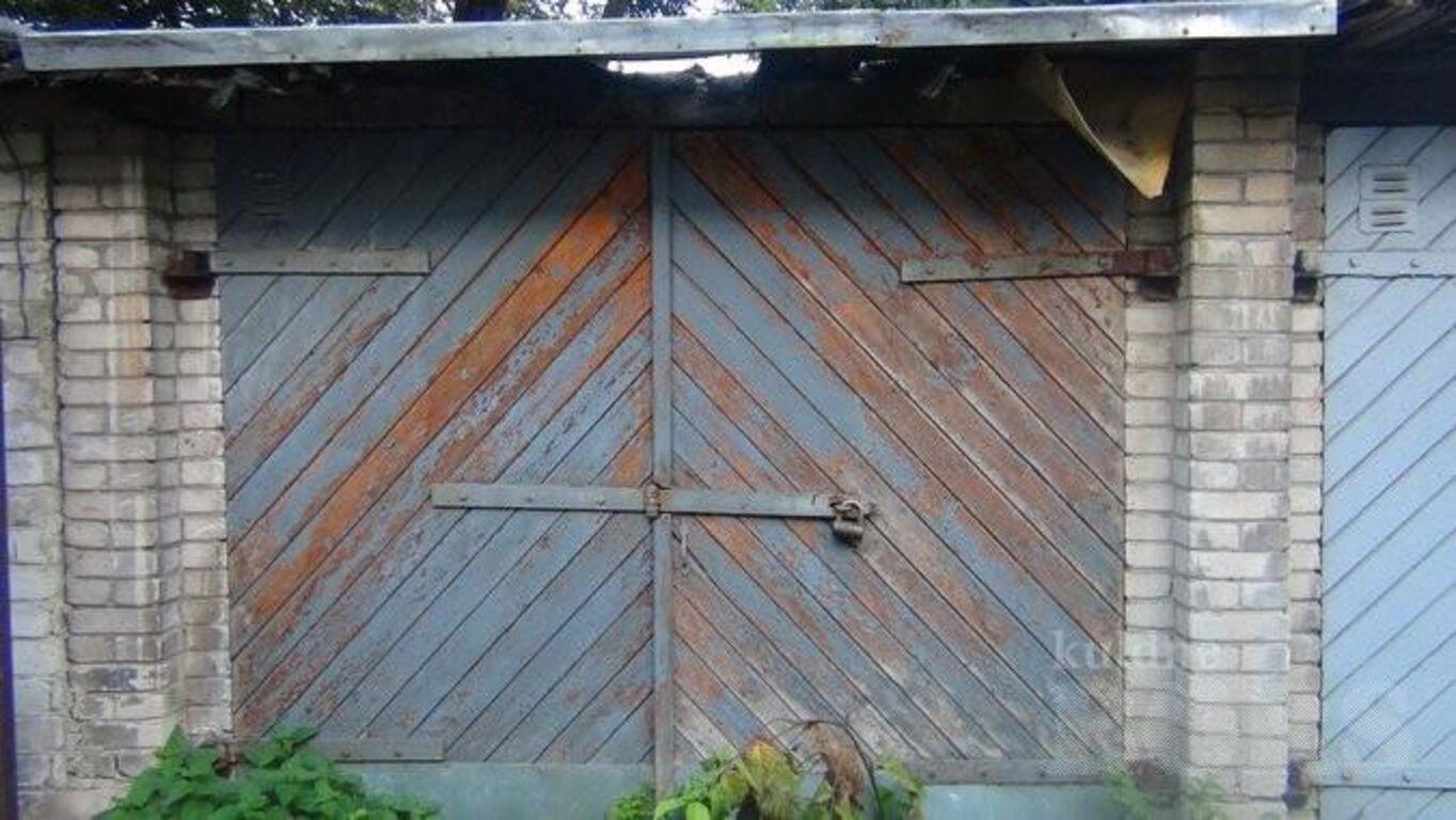Ostan garaaži Tallinnas