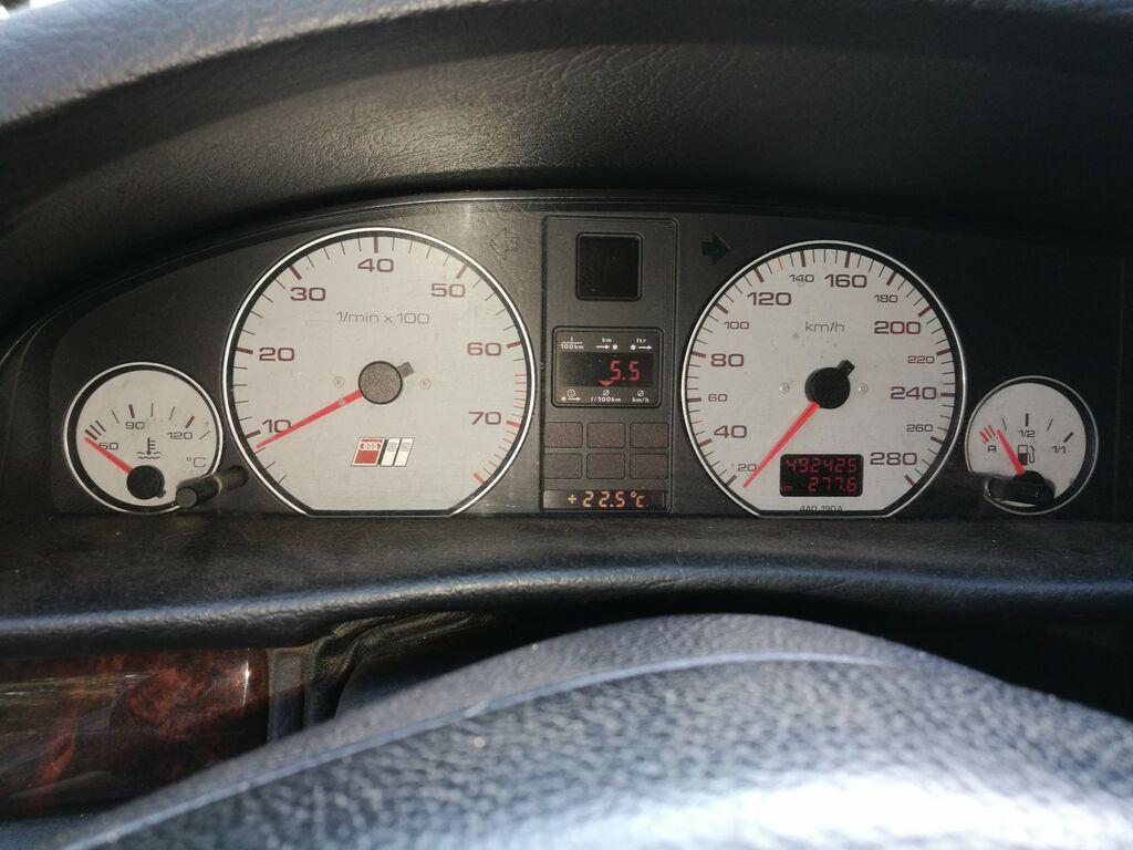 Audi a6 2.5tdi 103kW 97a