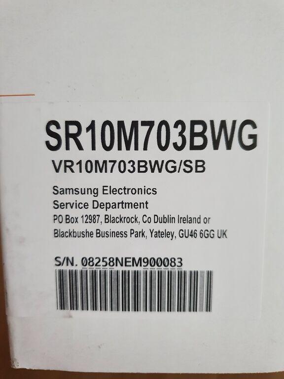 Robottolmuimeja Samsung