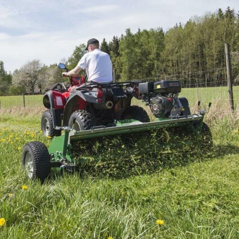 ATV kõrgerohu niidukid ja purustid 15-22hj