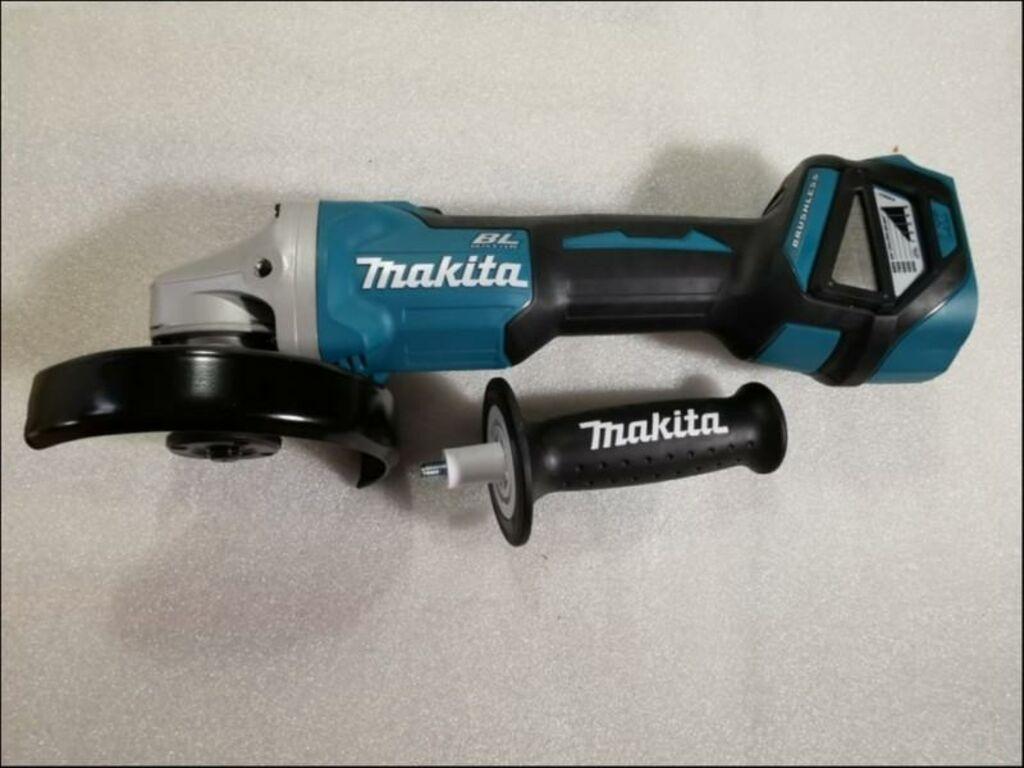 Makita DGA512ZU 18V nurklihvija 3000-8500p/min (ha