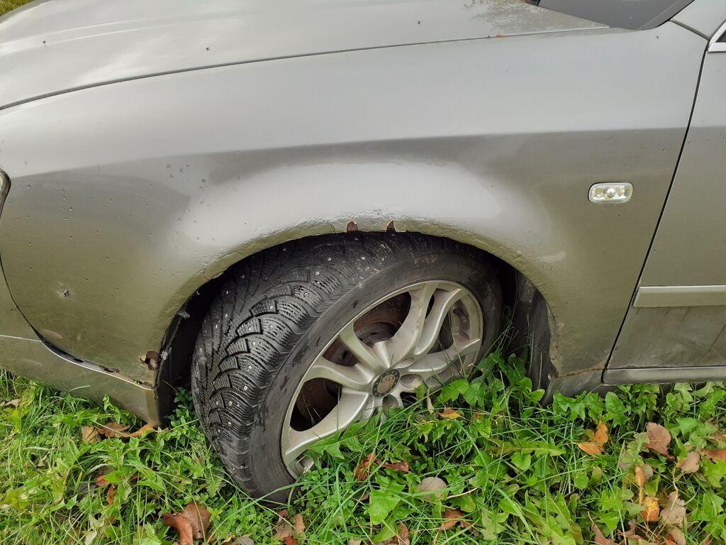 Auto tervikuna