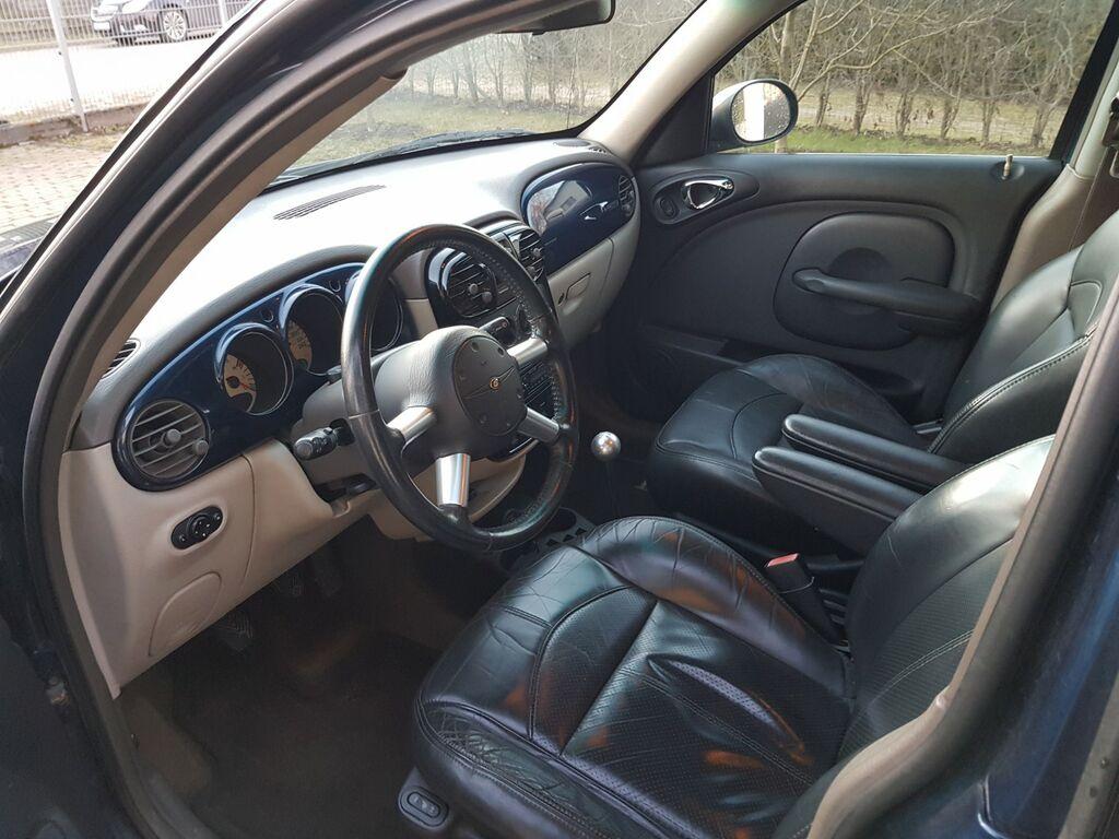 2002 Chrysler PT Cruiser GT 2.4 Turbo