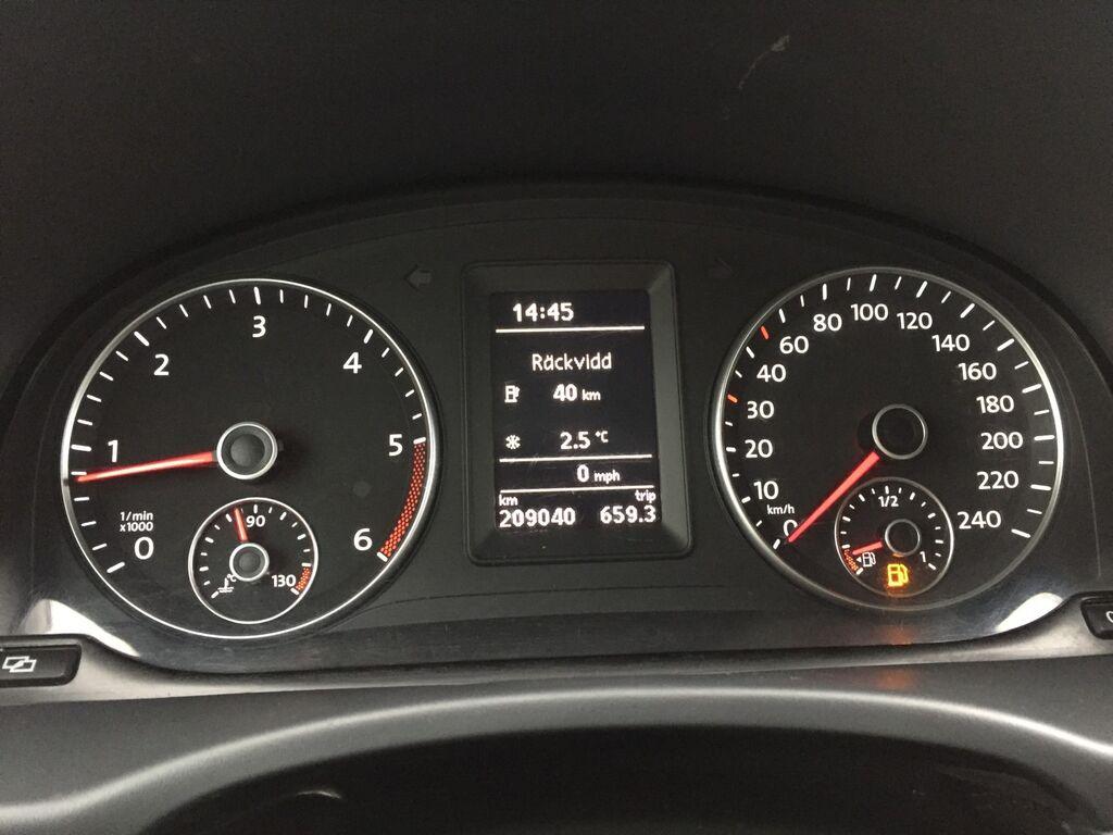Volkswagen Caddy 1.6TDI 75kw 2011