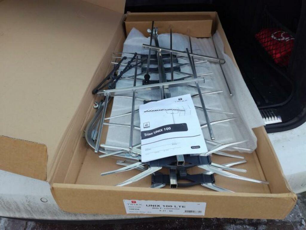 Uhf antenn Triax unix100, uus