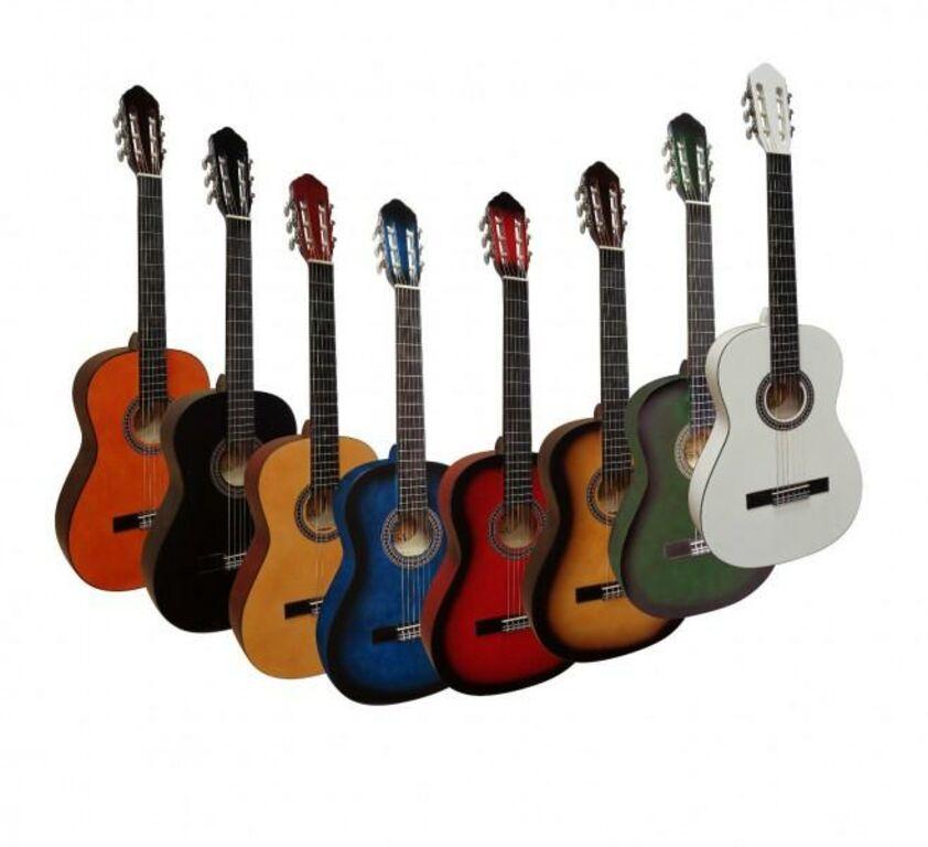 4/4 või 3/4 kitarr, valik
