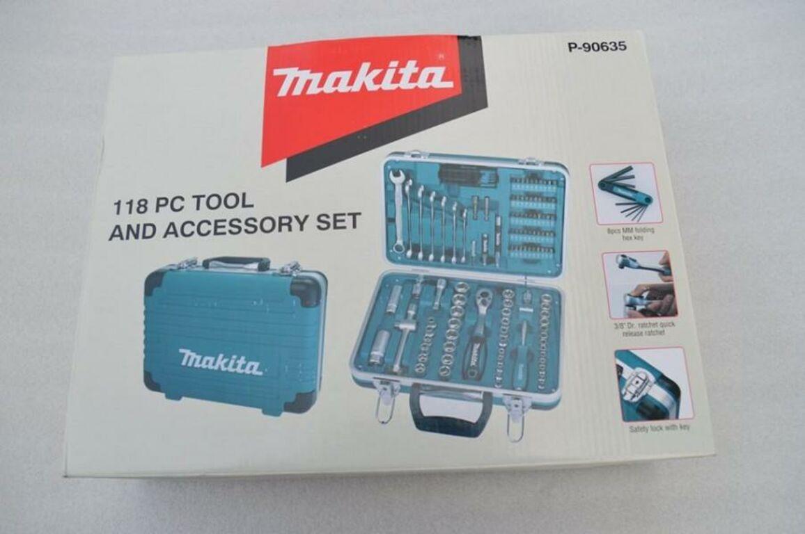 c9ef04795d7 Makita 118-osaline tööriistakomplekt - Soov.ee