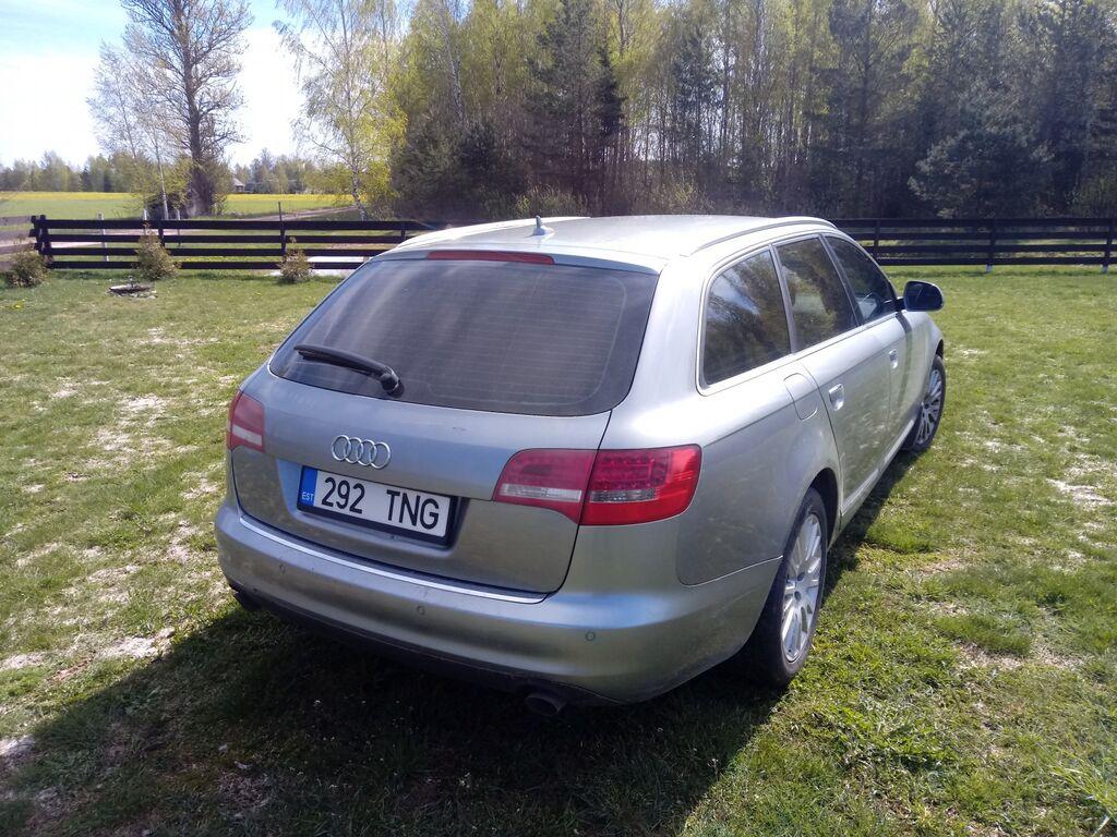 Audi A6 facelift 2.0 100kw .11/08a