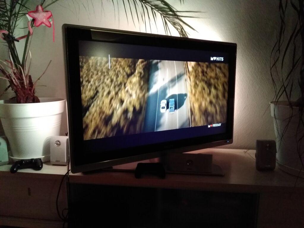 """Teler Philips ambilight surround 42"""""""