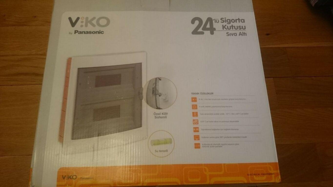 UUS VIKO by Panasonic elektrikilp