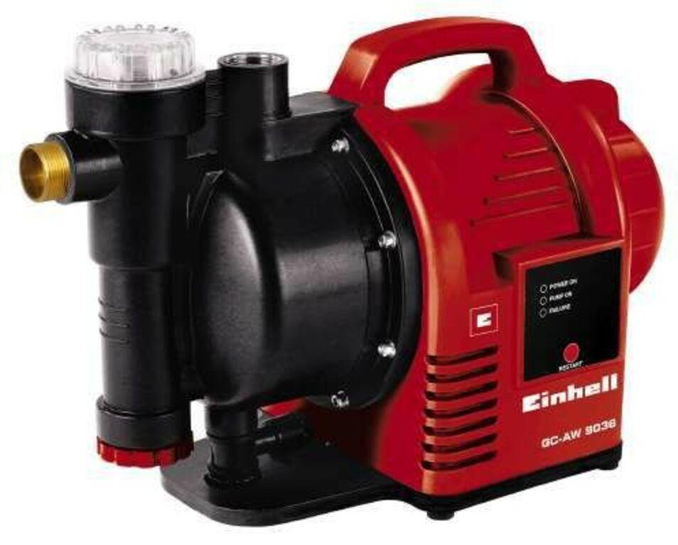 Einhell GC-AW 9036 automaatne pump UUS