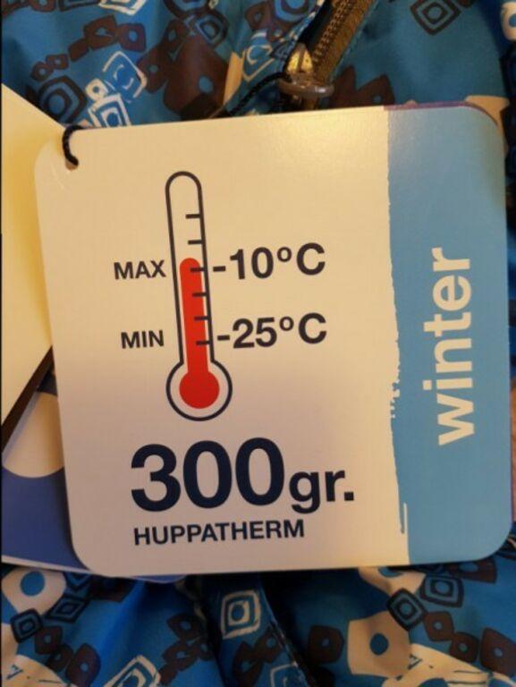 UUS Huppa talvekombekas 80