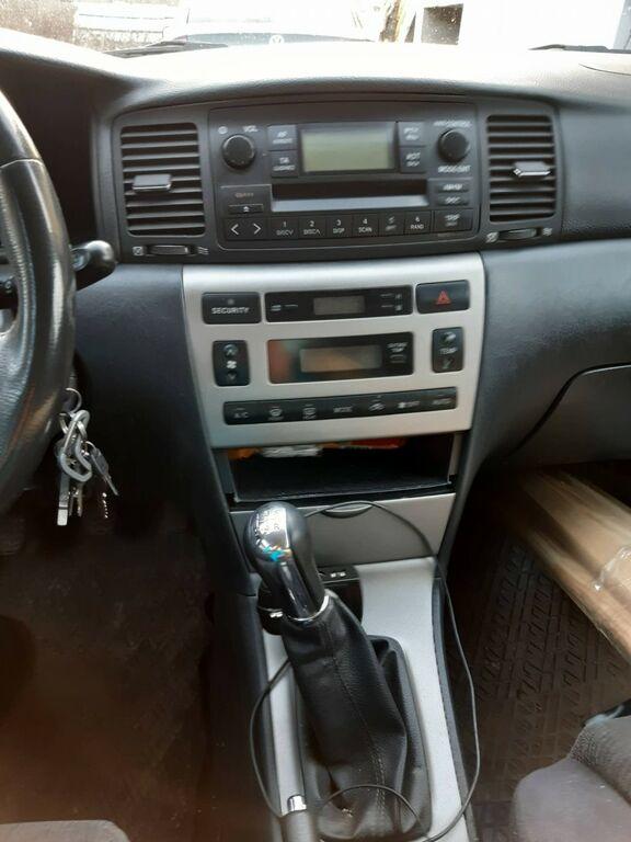 Ökopill Toyota Corolla
